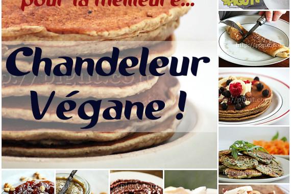 La Chandeleur Végane et Bio, c'est Possible ! + {Vidéo Pancakes}