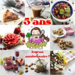 © PIGUT - 5 années de cuisine bio végétale