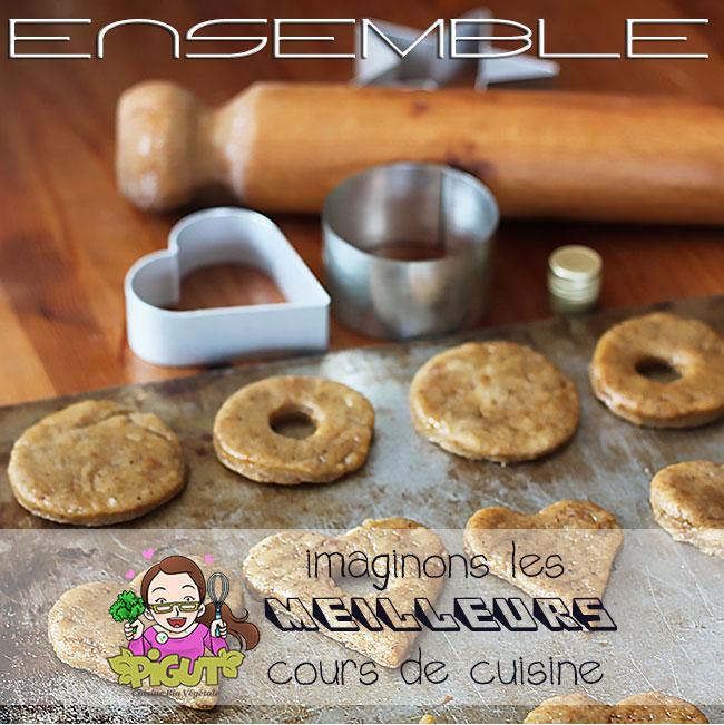 © PIGUT pour les meilleurs cours de cuisine bio végé
