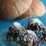 Bouchées Véganes Fondantes Délicieusement Exotiques – Coco Choco & Quinoa