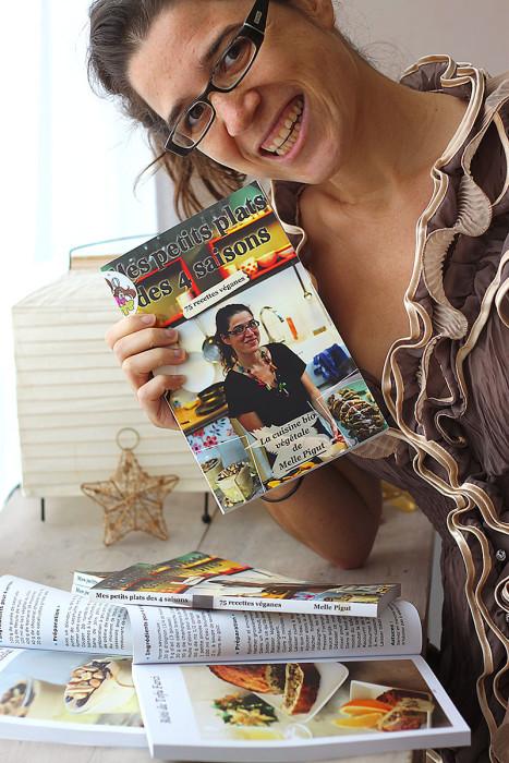 © PIGUT - Mon livre de cuisine végane de saison !