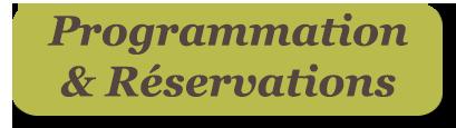 © PIGUT - Programme et réservation des cours