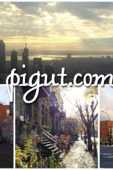 © PIGUT - Carte postale Montréal
