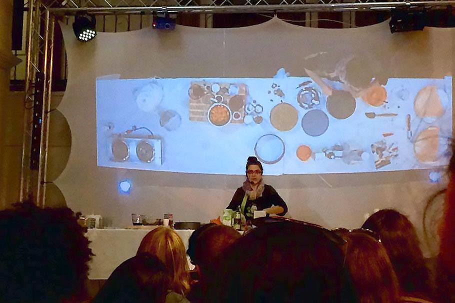 PIGUT en démonstration culinaire à Montréal