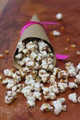 © PIGUT - Popcorn vegan caramélisé