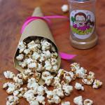 © PIGUT - Popcorn vegan caramélisé aux épices