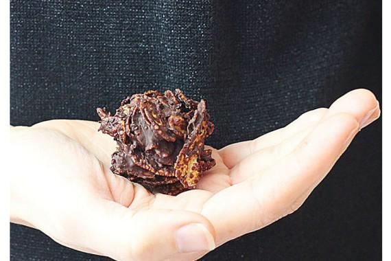 Roses Des Sables {2 ingrédients & des variantes} – Vegan Sans Gras