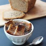Soupe à l'Oignon {1 soupe = 10 recettes véganes !}