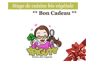 © PIGUT - bon cadeau pour des cours de cuisine