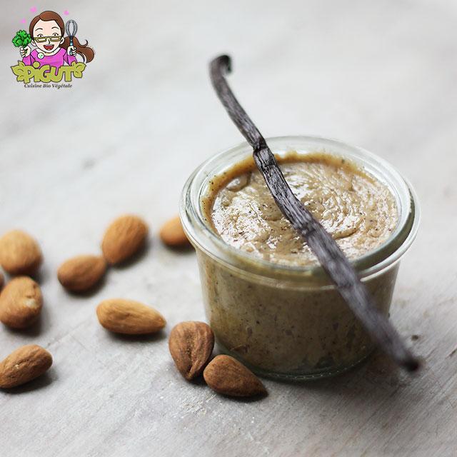 © PIGUT - Pâte à tartiner amande-vanille