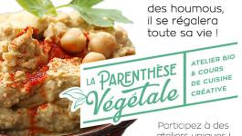 © PIGUT - Houmous chez La Parenthèse Végétale