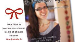 © PIGUT - Une journée à La Parenthèse Végétale - ebook de recettes véganes