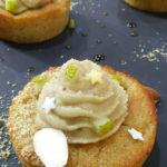 Muffins à la poire et leur topping amande & sirop d'érable {Vidéo}