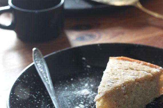 LE Gâteau au Yaourt Végane