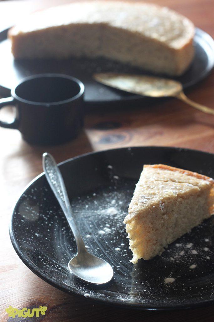 © PIGUT - Gâteau au yaourt de soja