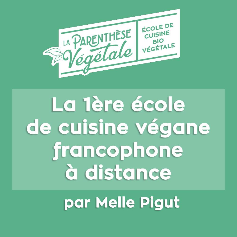 © PIGUT - école de cuisine en vidéos